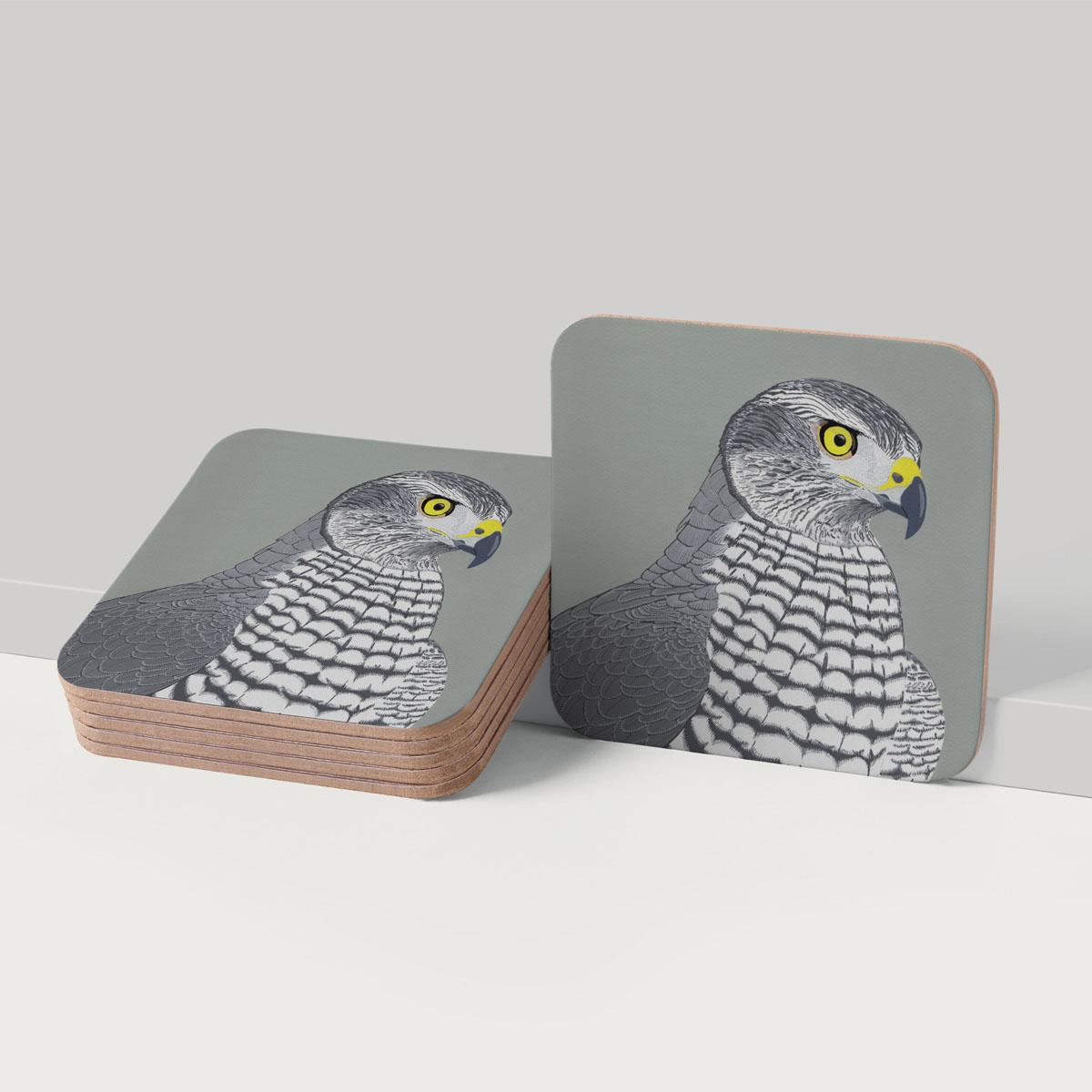 Goshawk Placemat Coaster Homewares