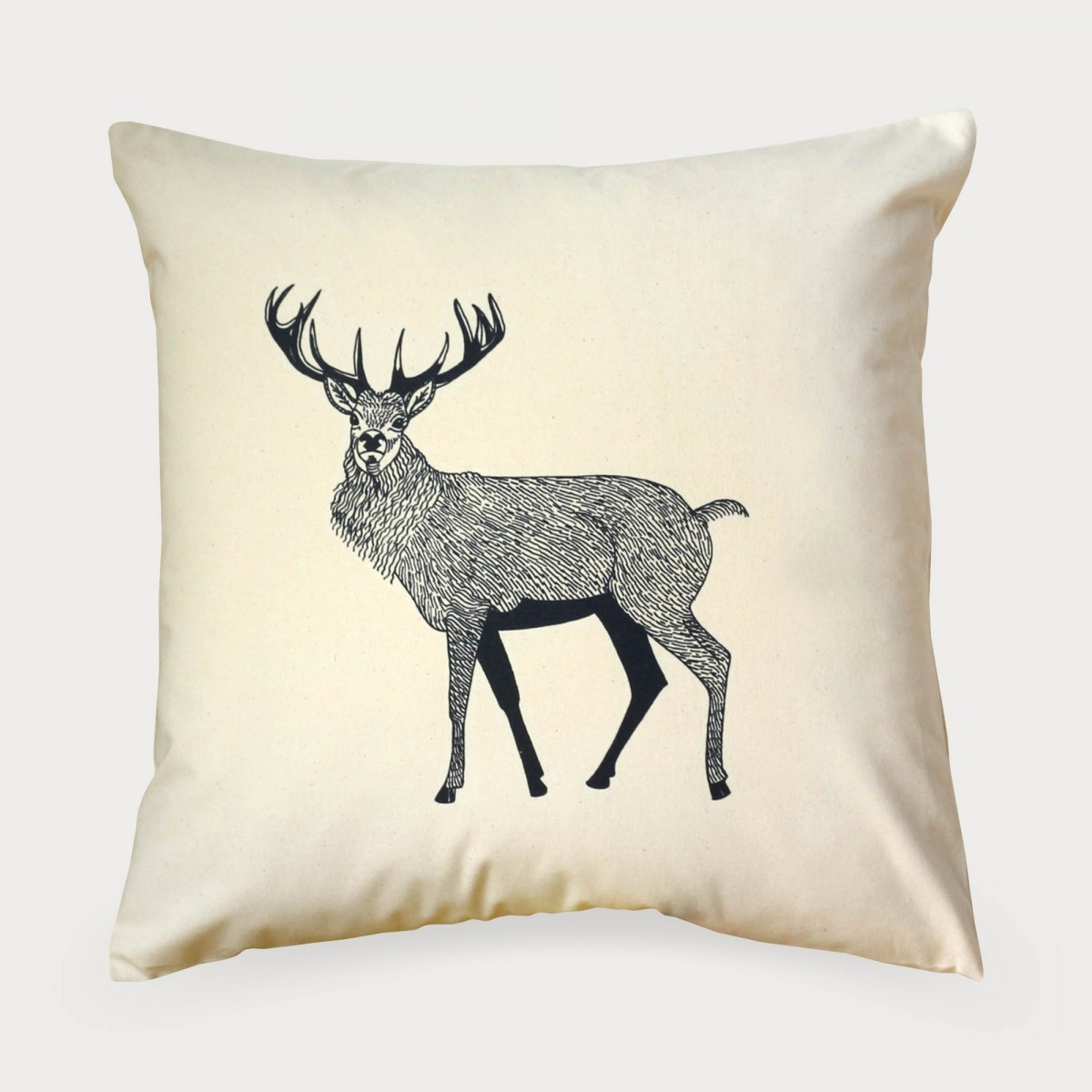 Stag Red Deer Cushion Cover
