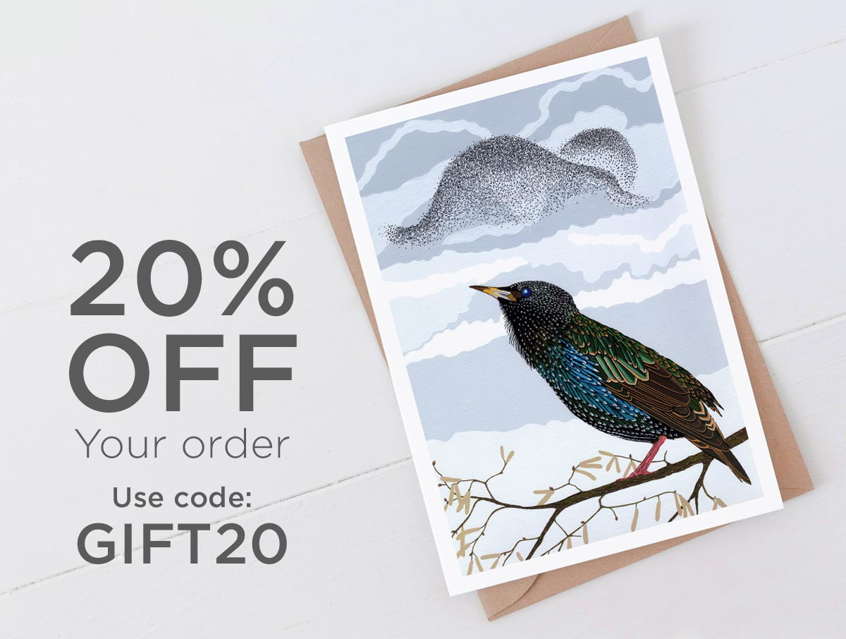 20% OFF Starling Special Offer